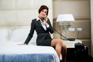 Business- oder Geschäftsreisen