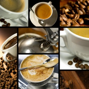 Kaffee und Heißgetränke