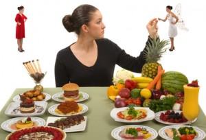 Fastfood oder gesunde Kost?
