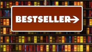 Bücher mit Bestseller-Schild