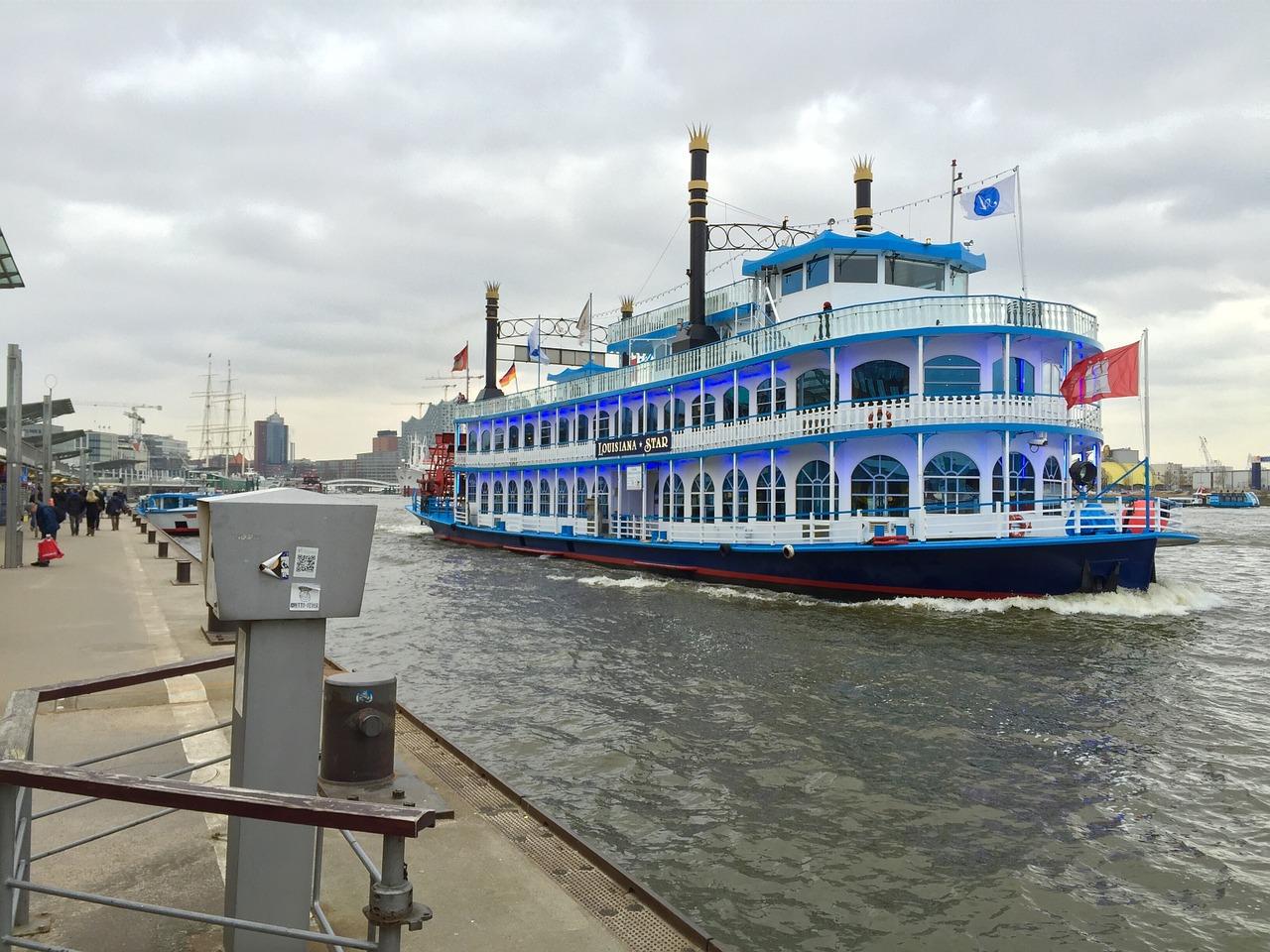 Alle Mann an Bord – Mit dem Schiff durch den Hamburger Hafen
