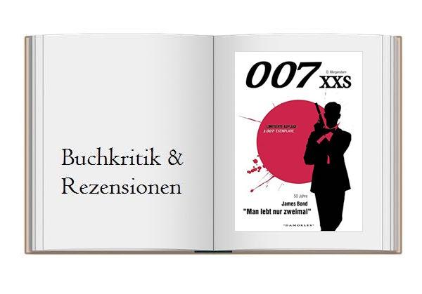 007 XXS - 50 Jahre James Bond - Man lebt nur zweimal (007 XXS / James Bond) von Danny Morgenstern