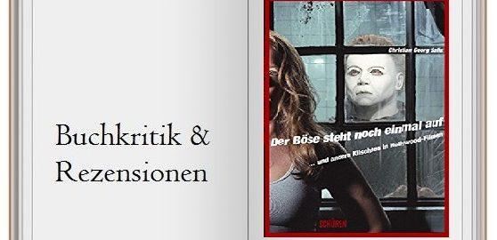 """Cover des Buches """"Das Böse steht noch einmal auf"""""""