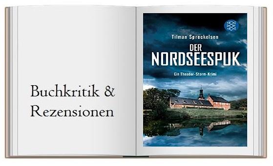 """Buchcover passend zur Rezension zu """"Der Nordseespuk"""""""