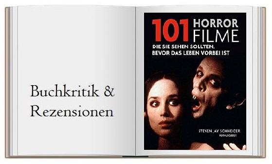 101 Horrorfilme die Sie gesehen haben sollten Buchcover