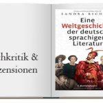 Eine Weltgeschichte der deutschsprachigen Literatur Buchcover