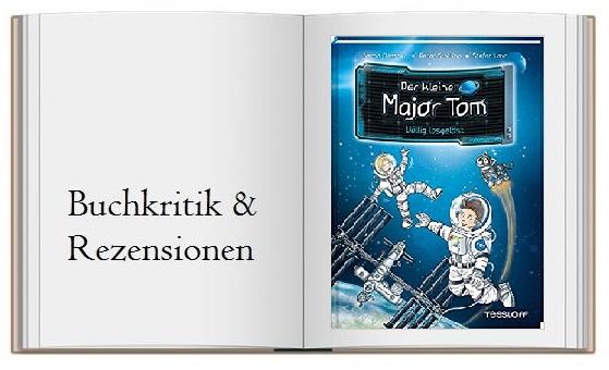 Der kleine Major Tom Band 1: völlig losgelöst von Bernd Flessner und Tom Schilling