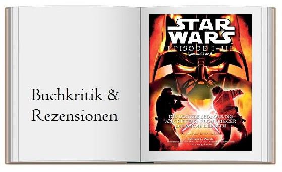 Buchcover zu Star Wars Episode 1-3