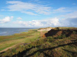 Morsum-Kliff auf Sylt