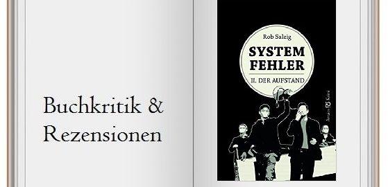 Rezension-Cover zu Systemfehler 2 Der Aufstand