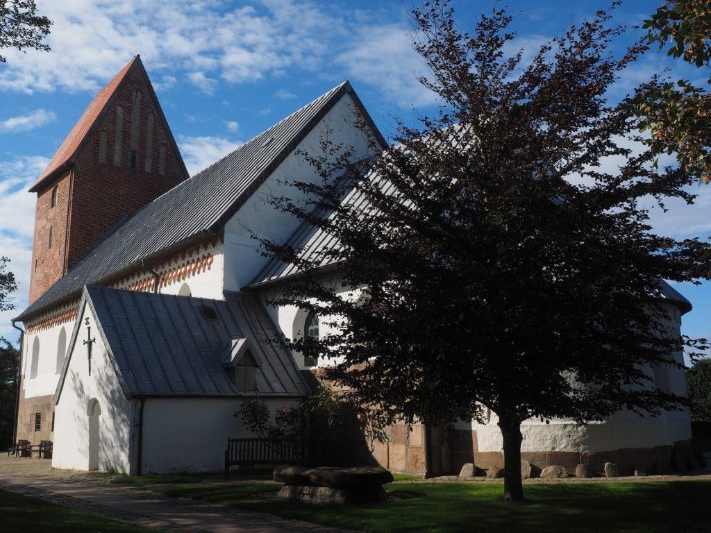 St. Severin, evangelisch-lutherische Kirche in Keitum