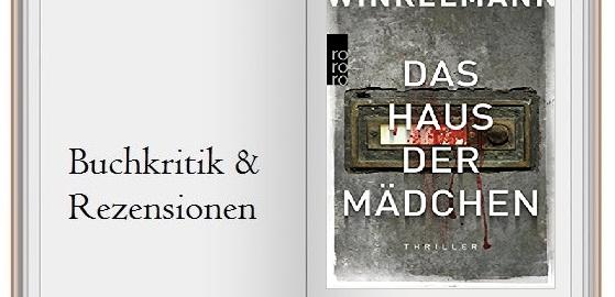 """Buchcover zur Rezension von """"Das Haus der Mädchen"""""""
