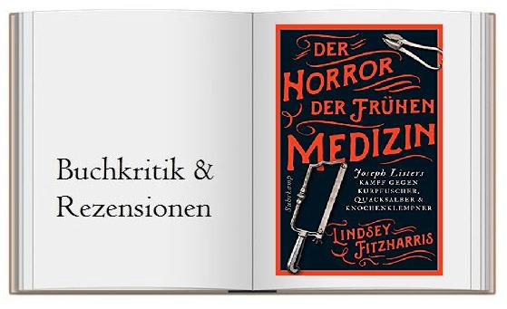 Der Horror der frühen Medizin Buchcover