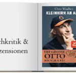 Cover zur Buchkritik von: Kleinhirn an alle: Die große Ottobiografie