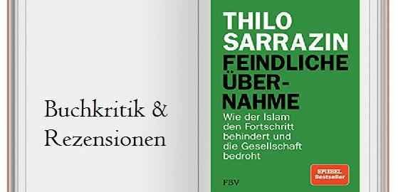 Buchcover zu Feindliche Übernahme; Buchkritik von Markt-Aktuell.de