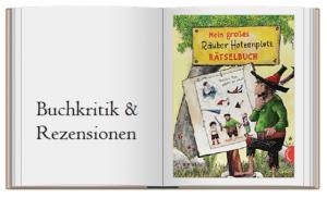 Mein großes Räuber Hotzenplotz-Rätselbuch mit Figuren nach Ottfried Preußler