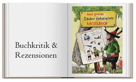 Mein großes Räuber Hotzenplotz-Rätselbuch Buchcover