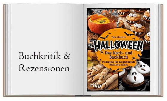 Cover des Buches Halloween. Das Koch- und Backbuch: 50 Rezepte für die grusligste Nacht des Jahres