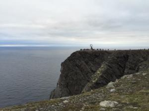 Nordkap in Norwegen