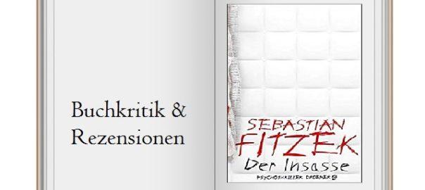 Der Insasse von Sebastian Fitzek - Buchcover