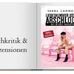Cover des Buches Liebeskummer ist ein Arschloch