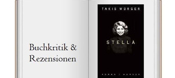 Buchcover zur Buchkritik von Stella