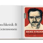"""Cover des Buchues """"Der goldene Handschu"""" von Heinz Strunk"""