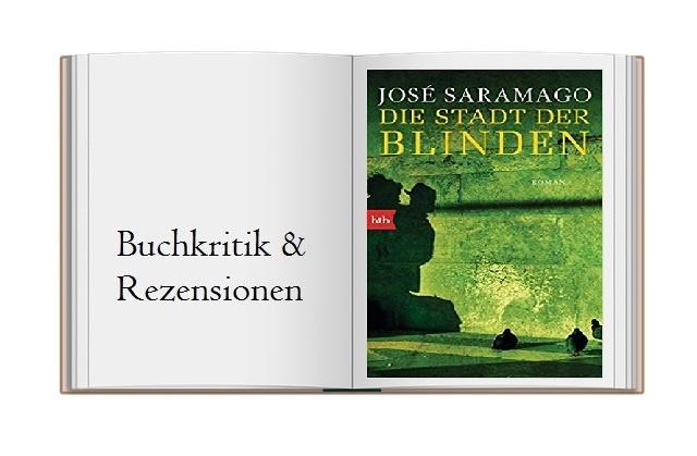 Cover des Buches zur Kritik von Die Stadt der Blinden