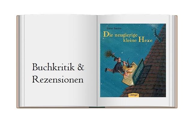 Cover des Buches Die neugierige kleine Hexe