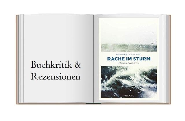 Buchcover von Rache im Sturm