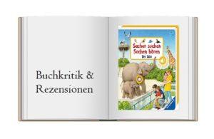 Sachen suchen, Sachen hören: Im Zoo von Frauke Nahrgang