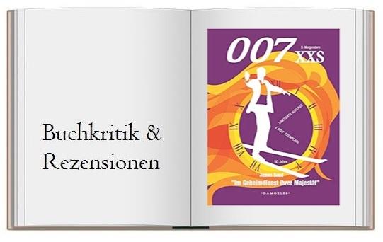 Cover des Buches: 007 XXS - 50 Jahre James Bond - Im Geheimdienst Ihrer Majestät von Danny Morgenstern
