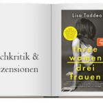 Three Women – Drei Frauen von Lisa Taddeo Buchcover