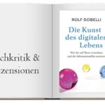 Die Kunst des digitalen Lebens Cover zur Buchkritik