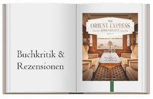 Bildband-Cover Der Orient-Express - Koenig der Zuege