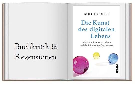 Die Kunst des digitalen Lebens - Cover zur Buchkritik