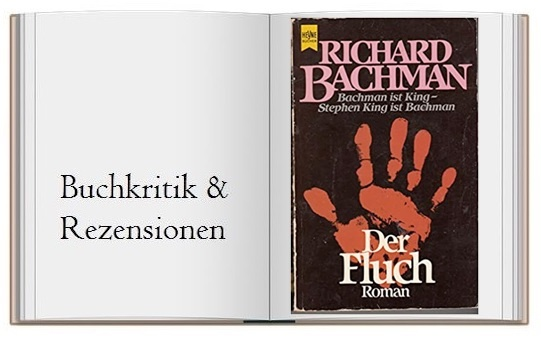 Klassik Tipp Buchcover: Der Fluch von Richard Bachman