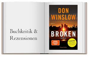 Cover zur Kritik zum Buch Broken - Sechs Geschichten