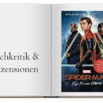 Marvel Spider-Man Far From Home Das Buch zum Film