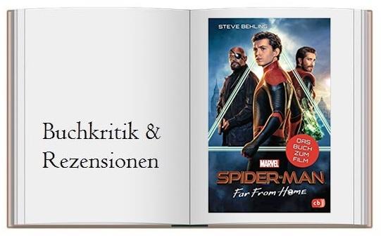 Cover zu: Marvel Spider-Man Far From Home Das Buch zum Film