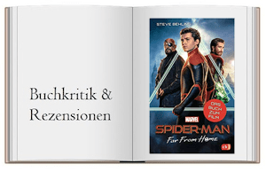 Marvel Spider-Man Far From Home Das Buch zum Film