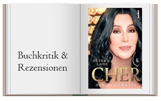 Cover zur Buchkritik von: Cher - Die Biografie