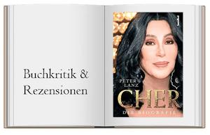 Cover zur Kritik von Cher - Die Biografie