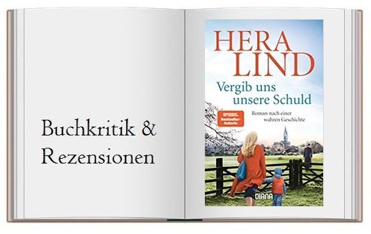 Buchcover zur Kritik von Hera Lind Vergib uns unsere Schuld