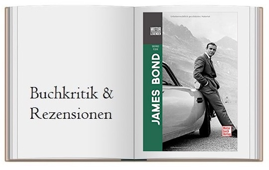 Motorlegenden - James Bond Cover zur Kritik
