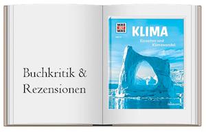 Buchkritik zu WAS IST WAS Band 125 Klima. Eiszeiten und Klimawandel