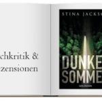 Cover zur Buchkritik von Dunkelsommer