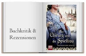Buchkritik zum Roman Der Chirurg und die Spielfrau