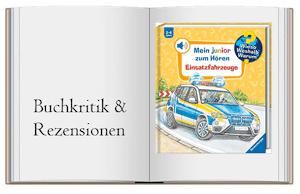 Einsatzfahrzeuge (Wieso? Weshalb? Warum? Mein junior zum Hören (Soundbuch), Band 2) von Marion Kreimeyer-Visse