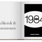 Buch zur Rezension: 1984 von George Orwell